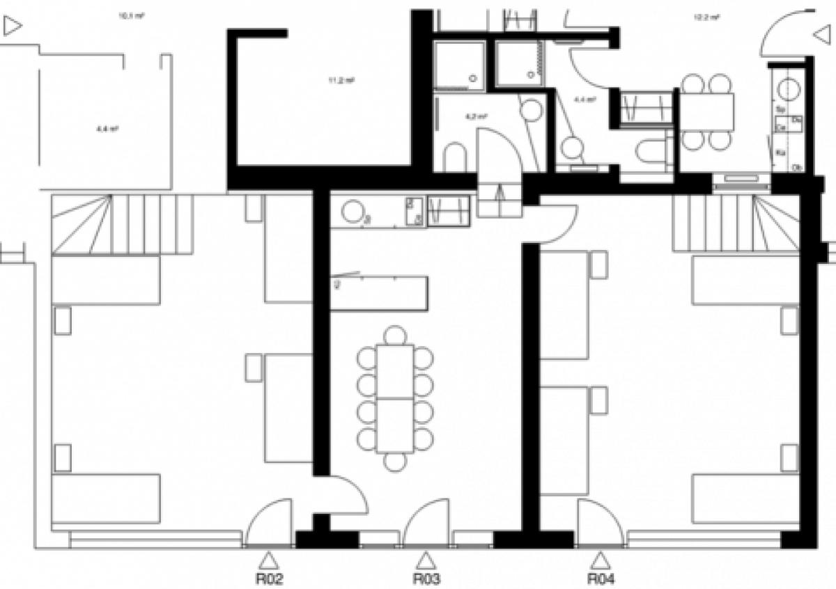 3 Studio Apartments @Rehmer, Oberhausen