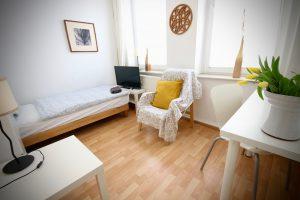 Studio Apartments - Essen, Mülheim and Oberhausen