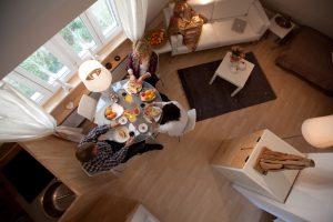 Rental units - studio apartments - spacious flats - hostel rooms - lofts in Essen