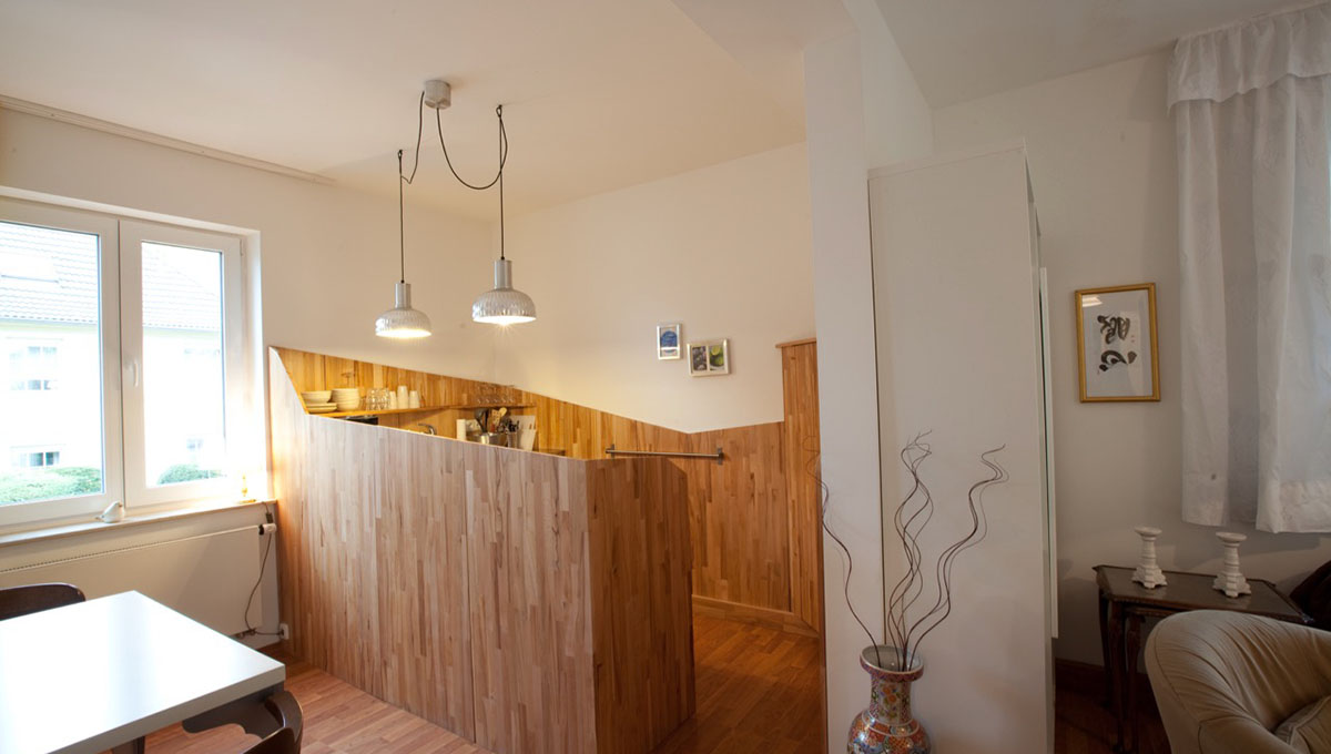 serviced apartment 1-3 Personen_1