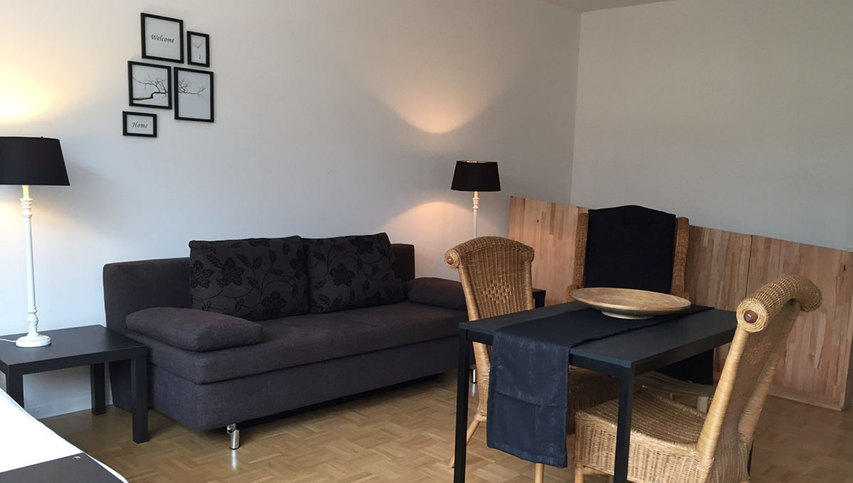serviced apartment 1-3 Personen_3